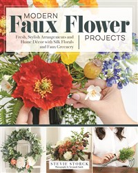 Modern Faux Flower Projects