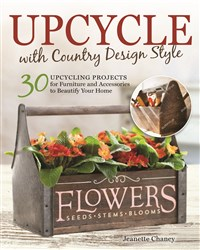 Upcycle with Country Design Style