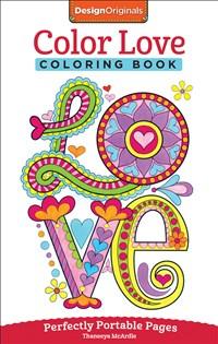Color Love Coloring Book
