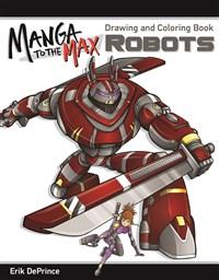 Manga to the Max Robots