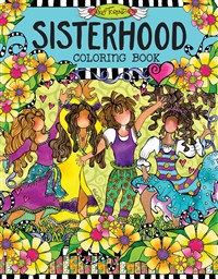 Sisterhood Coloring Book