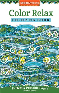 Color Relax Coloring Book