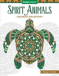 Spirit Animals (Filippo Cardu Coloring Collection)