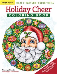 Holiday Cheer Coloring Book