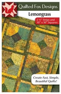 Lemongrass Quilt Pattern