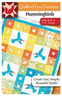 Hummingbirds Quilt Pattern