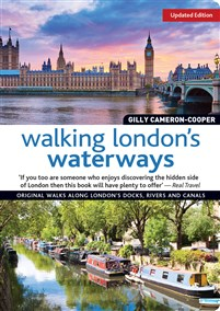 Walking London's Waterways, Updated Edition