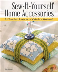 Sew-It-Yourself Home Accessories