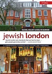 Jewish London, 3rd Edition