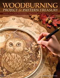 Woodburning Project & Pattern Treasury