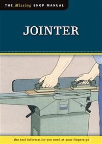 Jointer (Missing Shop Manual)