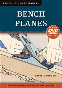 Bench Planes (Missing Shop Manual) with DVD