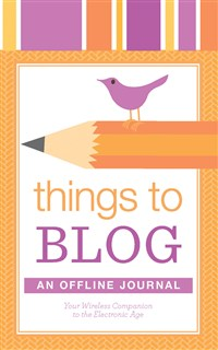Things to Blog