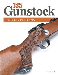 135 Gunstock Carving Patterns
