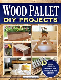Recycled Wood Pallet DIY