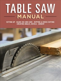 Table Saw Manual