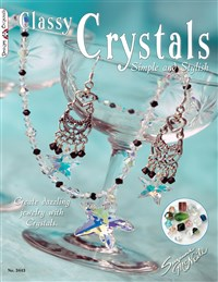 Classy Crystals: Simple and Stylish