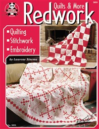 Redwork Quilts & More