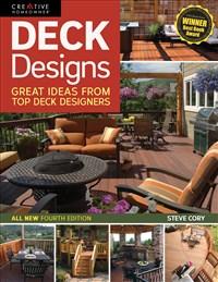 Deck Designs, 4th Edition