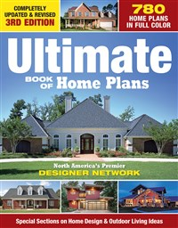 Ultimate Book of Home Plans