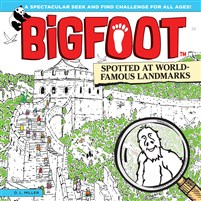 BigFoot Spotted at World-Famous Landmarks