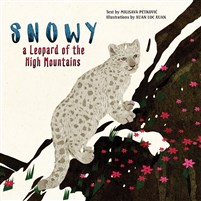Snowy the Leopard of the High Mountains