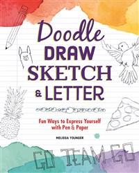 Doodle, Draw, Sketch & Letter