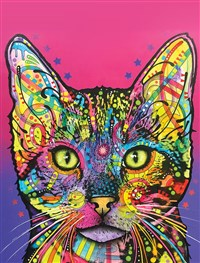 Dean Russo Shiva Cat Journal