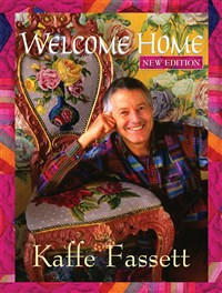Welcome Home Kaffe Fassett, New Edition