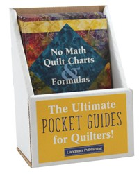 No Math Quilt Charts & Formulas Prepack