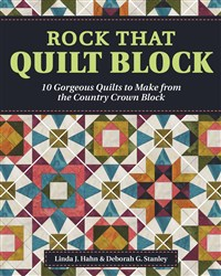 Rock That Quilt Block
