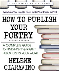 How to Publish Your Poetry, Second Edition