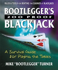 Bootlegger's 200 Proof Blackjack