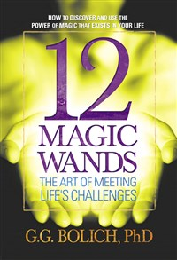 12 Magic Wands