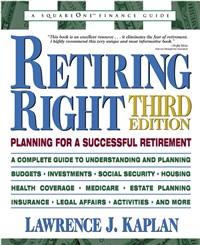 Retiring Right, Third Edition
