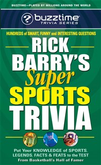 Rick Barry's Super Sports Trivia