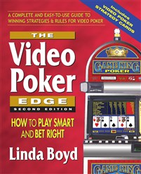 The Video Poker Edge, Second Edition