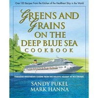 Greens and Grains on the Deep Blue Sea Cookbook
