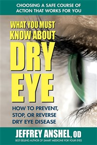 What You Must Know About Dry Eye