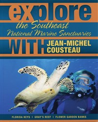 Explore the Southeast National Marine Sanctuaries with Jean-Michel Cousteau