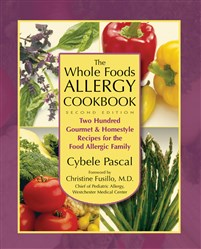 The Whole Foods Allergy Cookbook, 2nd Edition