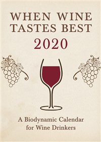 When Wine Tastes Best 2020