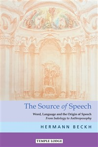 The Source of Speech