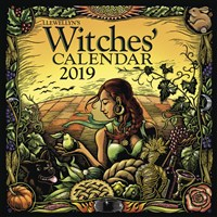 Llewellyn's 2019 Witches' Calendar