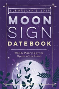 Llewellyn's 2019 Moon Sign Datebook