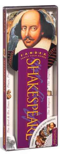 Fandex Family Field Guides: Shakespeare