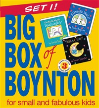 Big Box of Boynton Set 1!