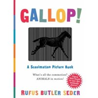 Gallop! 8-Copy Counter Display