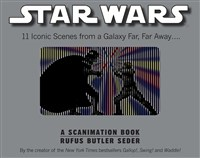 Star Wars: A Scanimation Book Counter Display 12-Copy