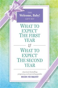 What to Expect: The Welcome, Baby Gift Set